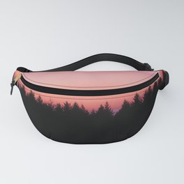Pacific Northwest Sunset Fanny Pack