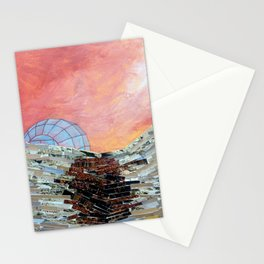 This Must Be The Place (Glass Igloo) Stationery Cards