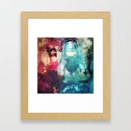 Chenbot Zingbot Framed Art Print