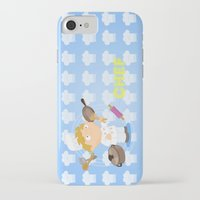 chef iPhone & iPod Cases featuring Chef by Alapapaju