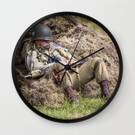 Time out. Wall Clock