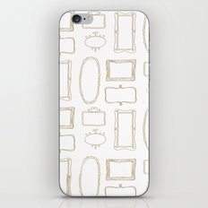 Frames iPhone & iPod Skin