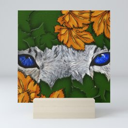 The Eyes Have it! Mini Art Print
