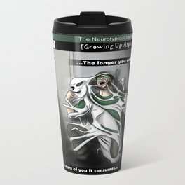GUA Comic Book 1 Metal Travel Mug