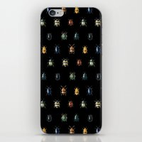 bugs iPhone & iPod Skins featuring Bugs by Gasoline Rainbow