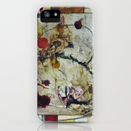 Comets iPhone Case