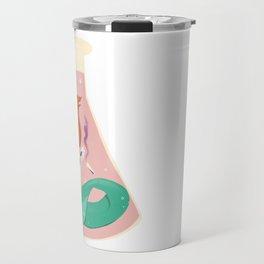 Science Mermaid Travel Mug