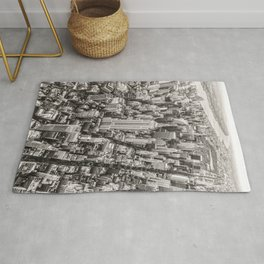 New York City Grey Rug