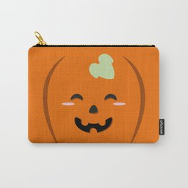 Jack O Lantern Carry-All Pouch