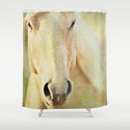 Horse Whisper Shower Curtain