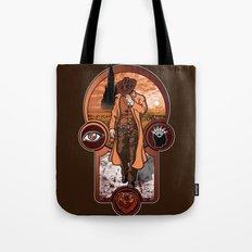 The Gunslinger's Creed. Tote Bag