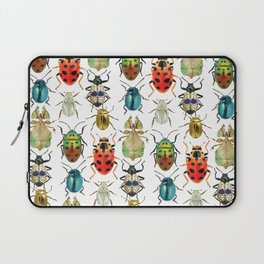 Beetle Compilation Laptop Sleeve