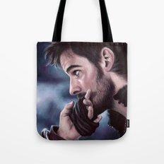 Always A Gentleman Tote Bag