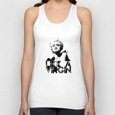 LIKE A VIRGIN Unisex Tank Top