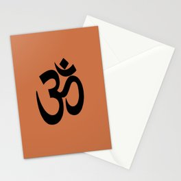 Om/Aum Stationery Cards