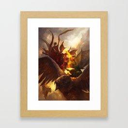 LW 05 Framed Art Print