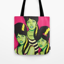 Frankettes Tote Bag