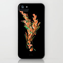 Bouquet Of Pink Roses iPhone Case