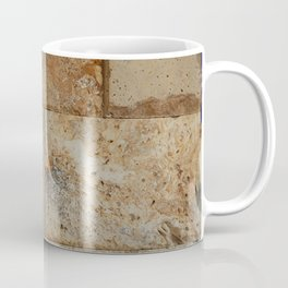 Texture natural stone masonry and paving Coffee Mug