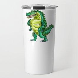 Gators Gonna Gater Alligator Reptile Animal Travel Mug