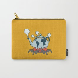Teapot World Carry-All Pouch