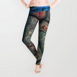 Paul Klee Rumors Leggings