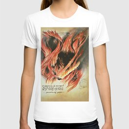 Shadow and Flame T-shirt