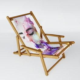 Weird Fishes Sling Chair