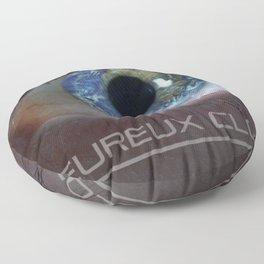 Eye of the Beholder Floor Pillow