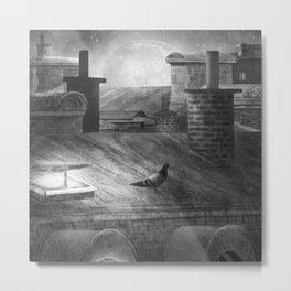 Rooftoppers - Chapter Eleven  Metal Print