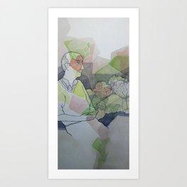 Zio Art Print