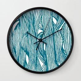 Inklines II Wall Clock