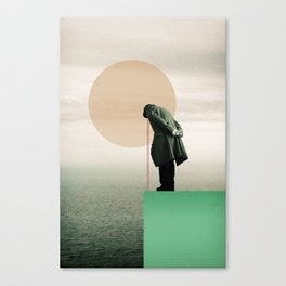 Maybe some other time Canvas Print