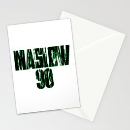 Maslow Jersey Stationery Cards