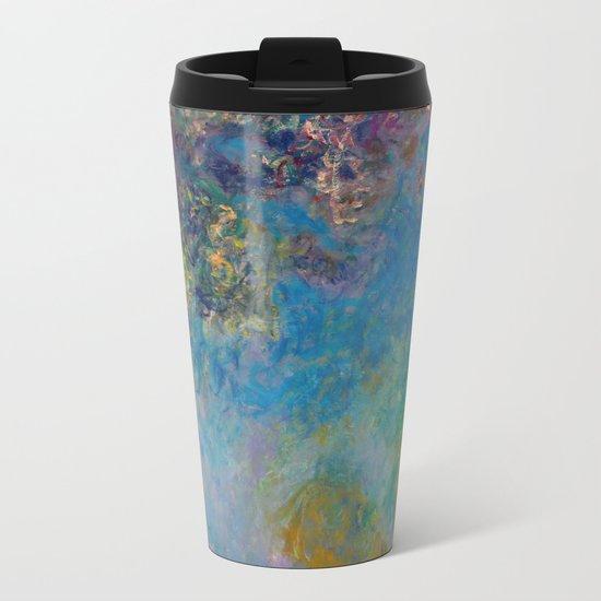 Monet Metal Travel Mug