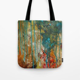 The Canyon Series (Whole Piece) Tote Bag