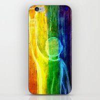 queer iPhone & iPod Skins featuring This Queer Life by Dandy Jon