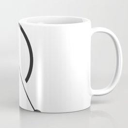 Inregular Ellips Coffee Mug
