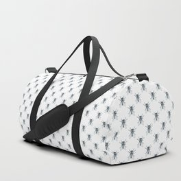 Cartridgebug of Mixing on Turntable Duffle Bag