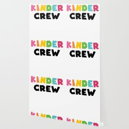 KINDER CREW, Kindergarten teacher Wallpaper