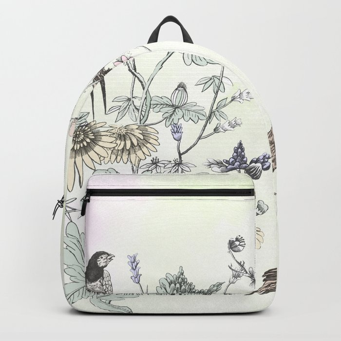 With a rush of wings,,, Backpack