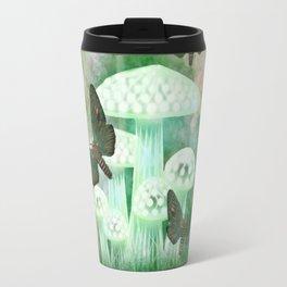 Mossy Moths Travel Mug
