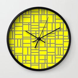 kutije v.4 Wall Clock
