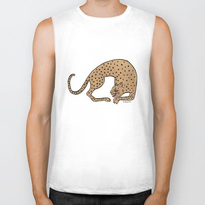 Cheetah Biker Tank