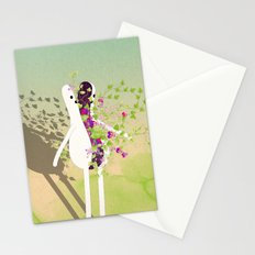 f i o r i t o - i m p r o v v i s a m e n t e Stationery Cards
