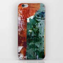 Troglodyte iPhone Skin