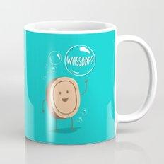 Wassoap?  Mug