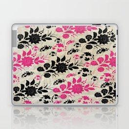 floral patter Laptop & iPad Skin