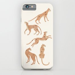 Cheetah Spot iPhone Case