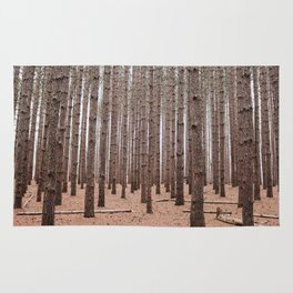 Deep In The Pines Rug